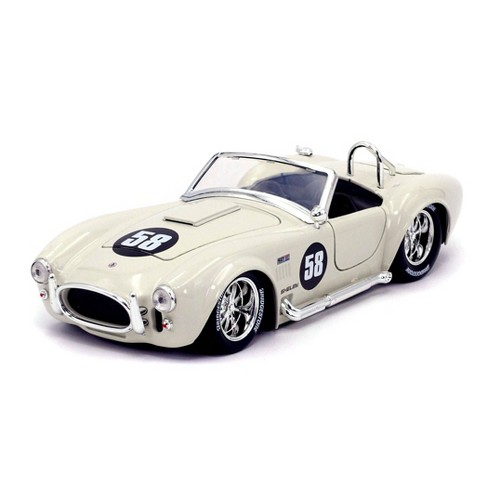 Big Time Muscle 1:24 - '65 Shelby Cobra 427 S/C - image 1 of 4