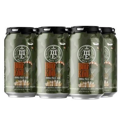 Mother Earth Boo Koo IPA Beer - 6pk/12 fl oz Cans