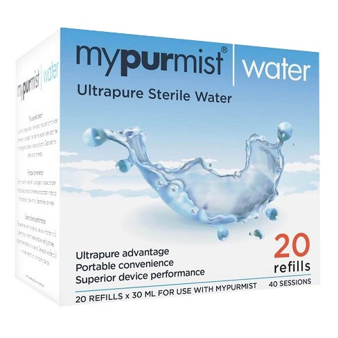 MyPurMist Water Refills - 20ct - image 1 of 4