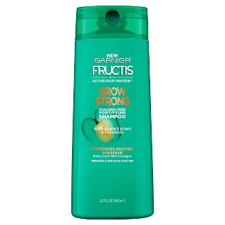 Garnier Fructis Grow Strong with Apple Extract  & Ceramide Shampoo - 22 fl oz