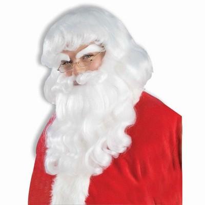 Forum Novelties Santa Wig & Beard Costume Accessory
