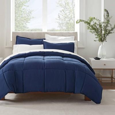 Simply Clean Comforter Set - Serta