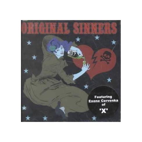 Exene  Exene; Cervenka Cervenka - Original Sinners (CD) - image 1 of 1