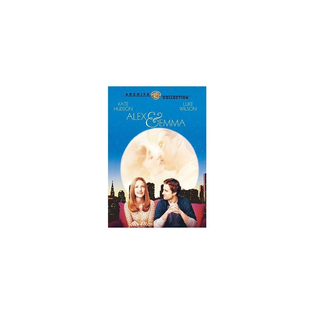 Alex & Emma (Dvd), Movies