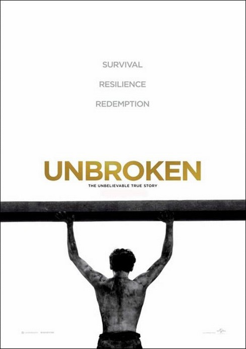 Unbroken (2 Discs) (Includes Digital Copy) (UltraViolet) (Blu-ray/DVD) - image 1 of 1