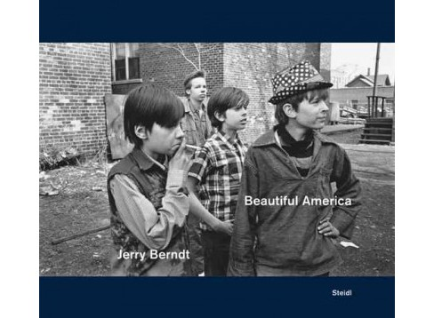 Jerry Berndt : Beautiful America -  (Hardcover) - image 1 of 1