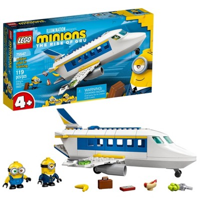 LEGO Minions: Minion Pilot in Training 75547