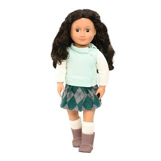 Our Generation Regular Doll - Abril