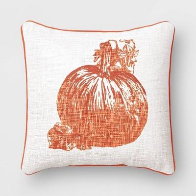 Square Printing Pumpkin Rust - Threshold™