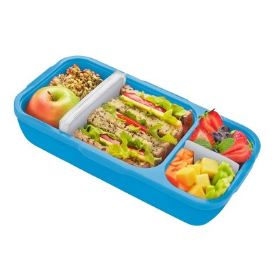 Smash Bento Switch Up Lunch Box - Blue