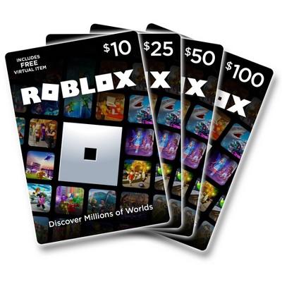 Roblox Gift Card (digital) : Target