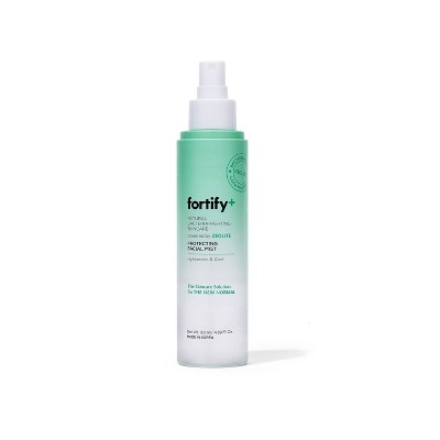 Fortify+ Natural Germ Fighting Skincare Protecting Facial Mist - 130ml