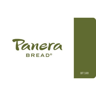 Panera Gift Card $25 (Email Delivery)