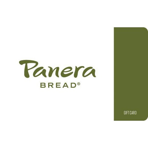 Panera Gift Card (Email Delivery) - image 1 of 1