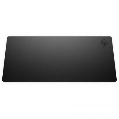 HP OMEN 300 Mouse Pad - Non-slip rubber base - 250kmm of mouse movement - Smooth cloth surface - 1 yr limited warranty