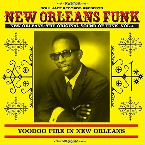 Various - New Orleans Funk 4 (CD) - image 1 of 1