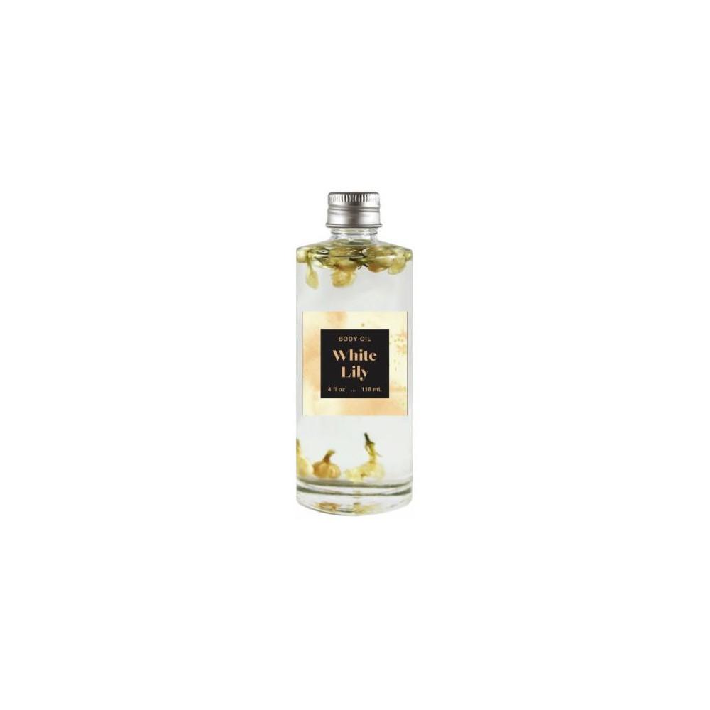 Target Beauty Hygge White Lily Body Oil - 4oz