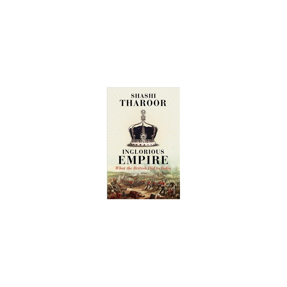 Inglorious Empire : What the British Did to India - by Shashi Tharoor (Paperback)