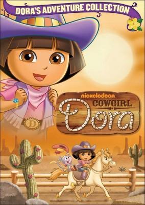 Dora the Explorer: Cowgirl Dora (DVD)