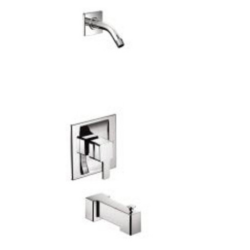 Moen TS3713NH 90 Degree Tub and Shower Trim Package - image 1 of 2