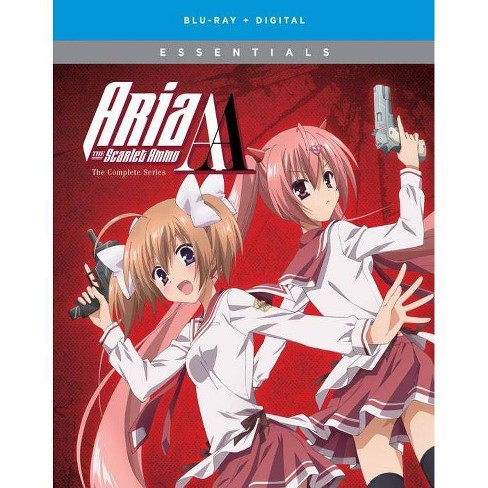 Aria The Scarlet Ammo Aa: The Complete Series (Blu-ray) - image 1 of 1