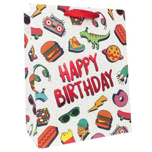 Happy Birthday Cub Gift Bag
