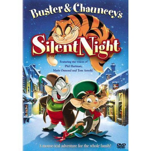 Buster And Chauncey's Silent Night (DVD) - image 1 of 1