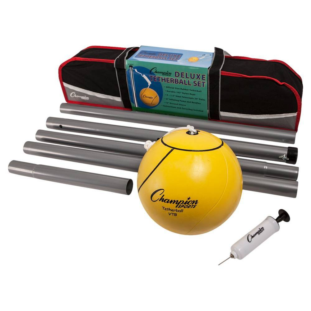 Image of Champion Sports Deluxe Tether Ball Set
