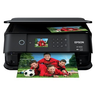 Epson XP6000 Inkjet Printer - Black (C11CG18201)