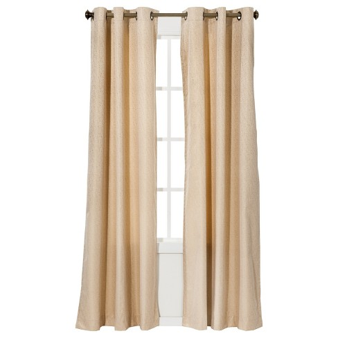 Light Blocking Grafton Thermaback Curtain Panel - Eclipse™ - image 1 of 1