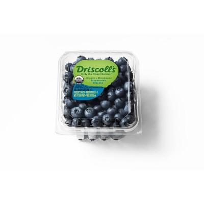 Driscoll's Organic Blueberries - 1pt
