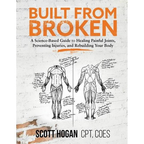 Built from Broken - by  Scott H Hogan (Paperback) - image 1 of 1