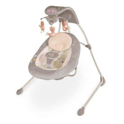 Ingenuity InLighten Cradling Swing - Piper