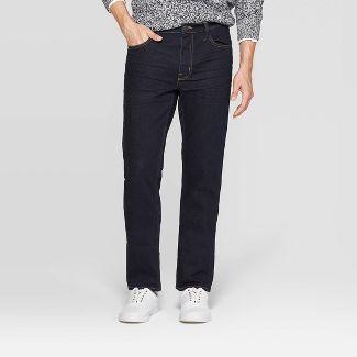 Men's Slim Fit Jeans - Goodfellow & Co™ Deep Navy 30x32