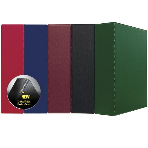 Avery Durable Binder with Slant Ring, 2 Inches, Black - image 1 of 1