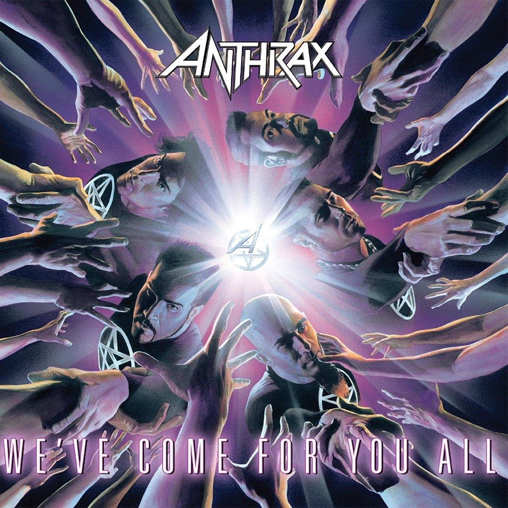 Anthrax We Ve Come For You All Vinyl