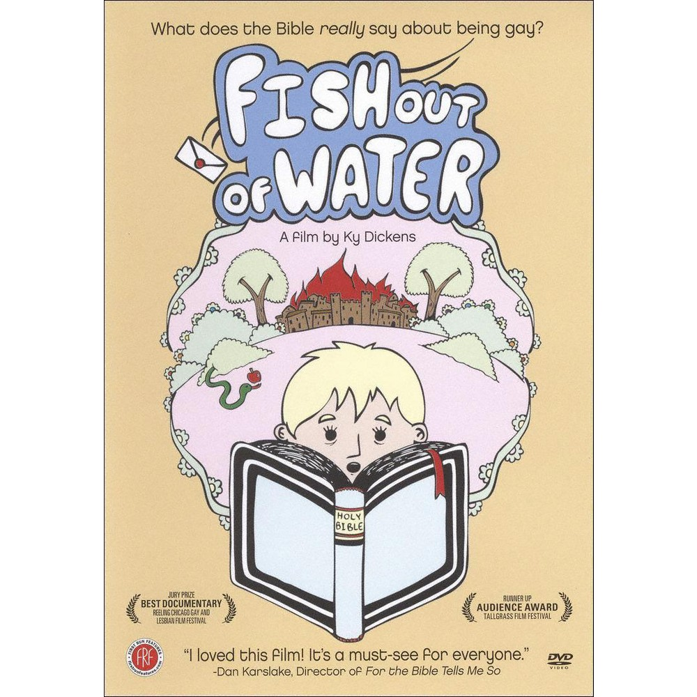 Fish Out Of Water (Dvd), Movies