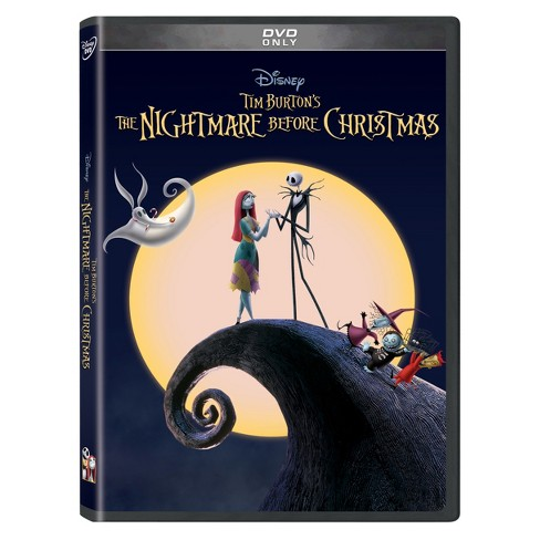 The Nightmare Before Christmas 25th Anniversary Edition (DVD) : Target