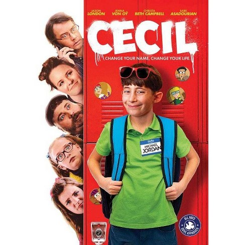 Cecil (DVD) - image 1 of 1