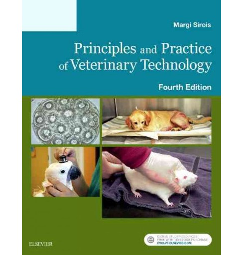 Principles and Practice of Veterinary Technology (Paperback) (Margi Sirois) - image 1 of 1