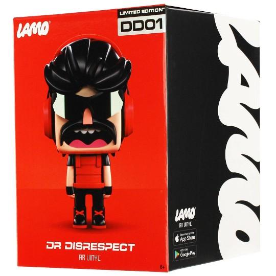 "Dr. DisRespect 5"" Vinyl LAMO Figure image number null"