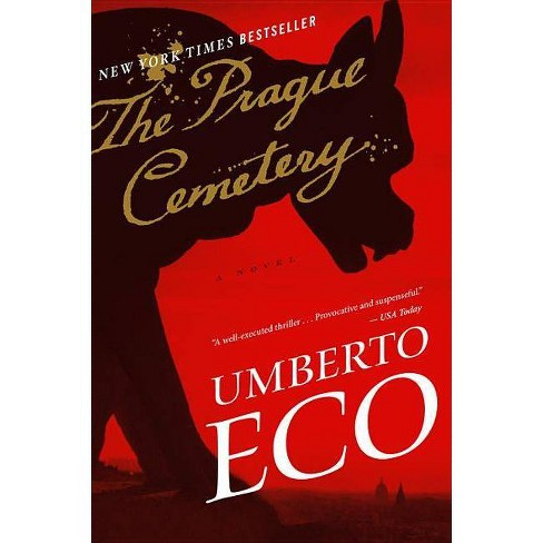 The Prague Cemetery - by  Umberto Eco (Paperback) - image 1 of 1
