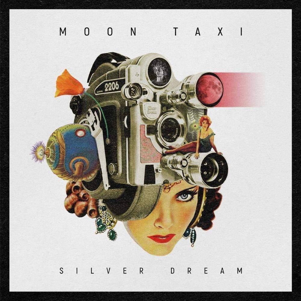 Moon Taxi Silver Dream Vinyl