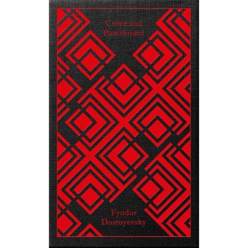 Crime and Punishment - (Penguin Classics Hardcover)by  Fyodor Dostoyevsky (Hardcover) - image 1 of 1