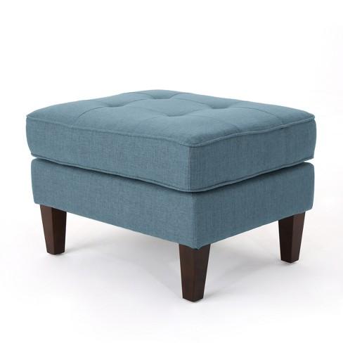 Brilliant Nasir Mid Century Modern Ottoman Christopher Knight Home Unemploymentrelief Wooden Chair Designs For Living Room Unemploymentrelieforg