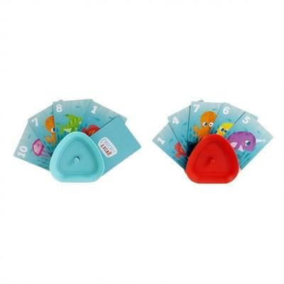 Chuckle & Roar Kids Card Game Holder - 2pk