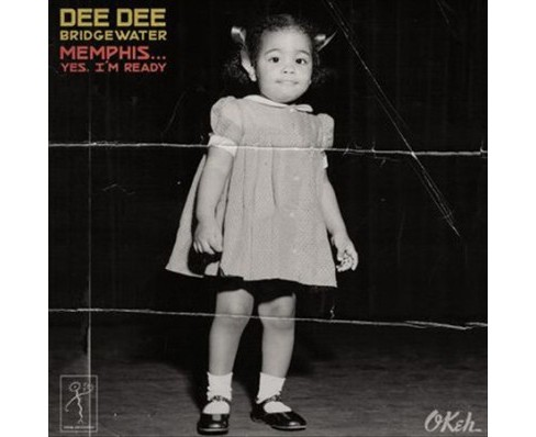 Dee Dee Bridgewater - Memphis:Yes I'm Ready (Vinyl) - image 1 of 1