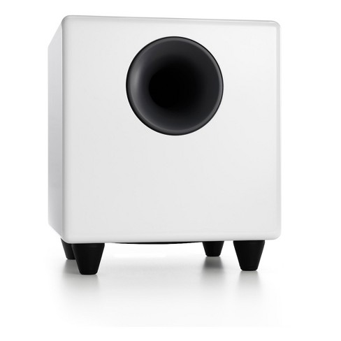 Audioengine S8 Compact Powered Subwoofer - image 1 of 4