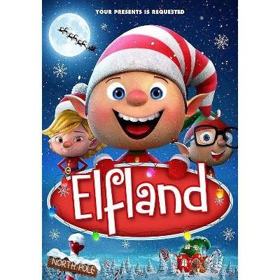 Elf Land (DVD)(2019)