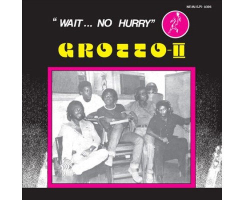 Grotto - Grotto Ii:Wait No Hurry (CD) - image 1 of 1